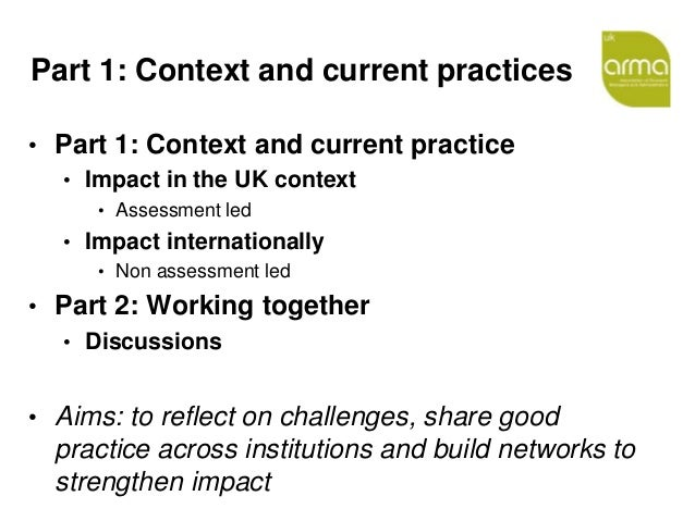 INORMS 18 - Impact Special Interest group Slide 3