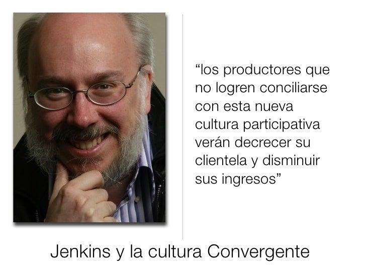 """""""los productores que                  no logren conciliarse                  con esta nueva                  cultura parti..."""