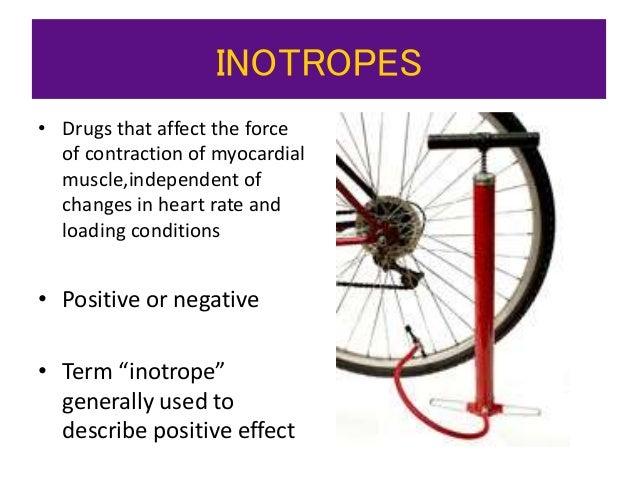 Inotropes Slide 3