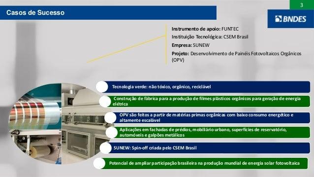 3 Tecnologia verde: não tóxico, orgânico, reciclável Construção de fábrica para a produção de filmes plásticos orgânicos p...
