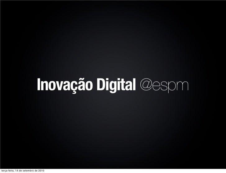 Inovação Digital 2010
