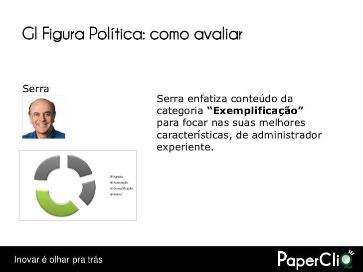 GI Figura Política: como avaliar    Serra                           Serra enfatiza conteúdo da                           c...
