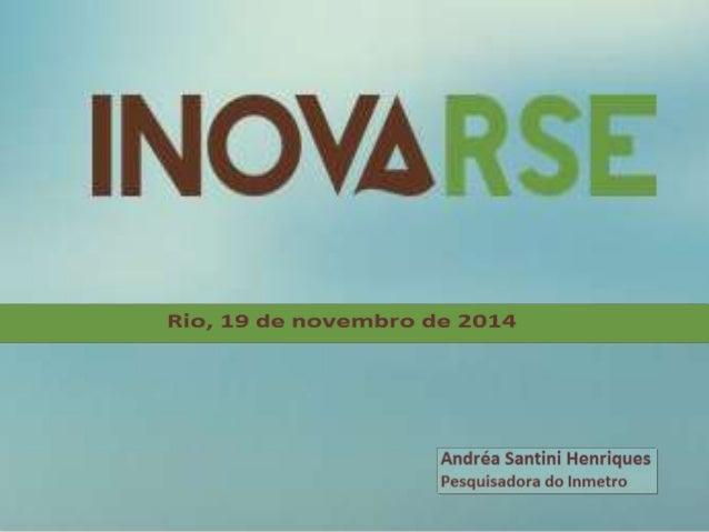 Panorama Geral das Normas de Responsabilidade Social ISO 26000 e NBR 16001 e o Programa Brasileiro de Certificação em Resp...