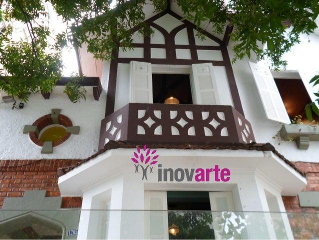 Inovando a Arte do Encontro www.teeias.org/inovarte comunidadeampliar@gmail.com