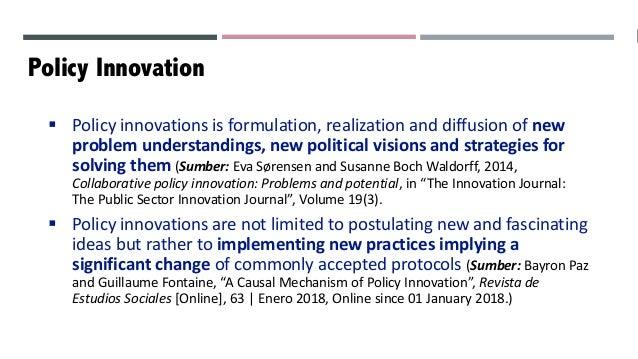 Inovasi Kebijakan di Masa Pandemi Covid 19 Slide 3