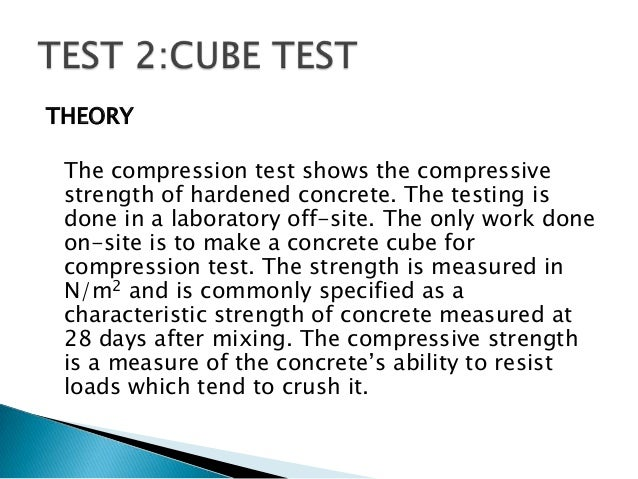 compressive strength of hardened concrete using This tip is limited to compressive strength testing of cores which is the more common reason for taking concrete cores the strength of cores is used to verify the quality and strength of concrete in structures.