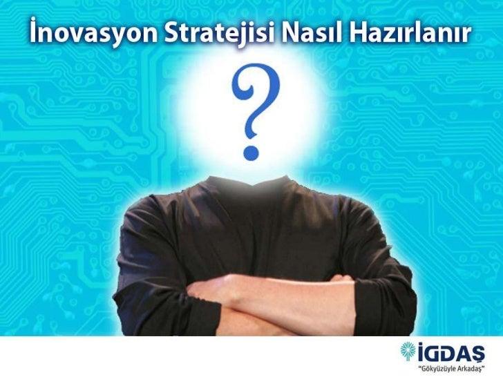 İnovasyon Stratejisi Nasıl Hazırlanır?