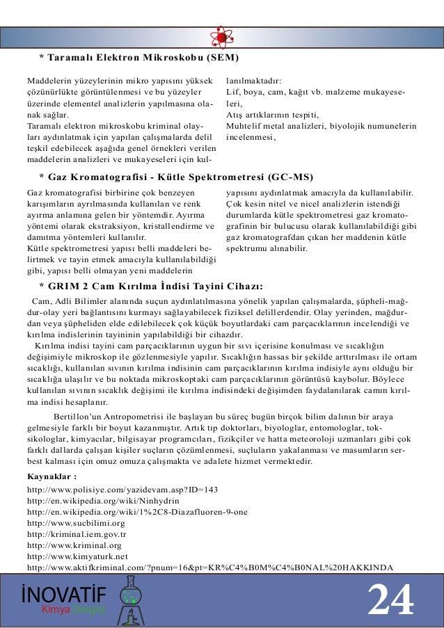 Inovatif Kimya Dergisi Sayi 12