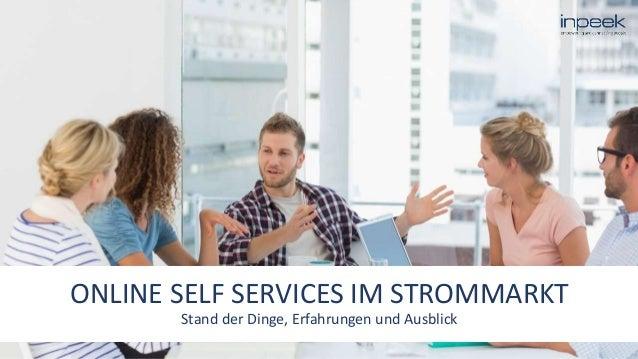 Inpeek ag   online self-services im strommarkt Slide 2