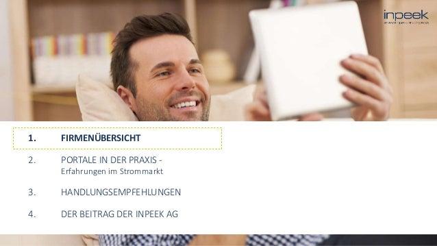Inpeek ag   online self-services im strommarkt Slide 3