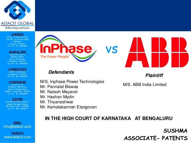 CHENNAI III Floor, 'Creative Enclave', 148-150, Luz Church Road, Mylapore, Chennai - 600 004. Tel: +91 - 44 - 24984821 BAN...