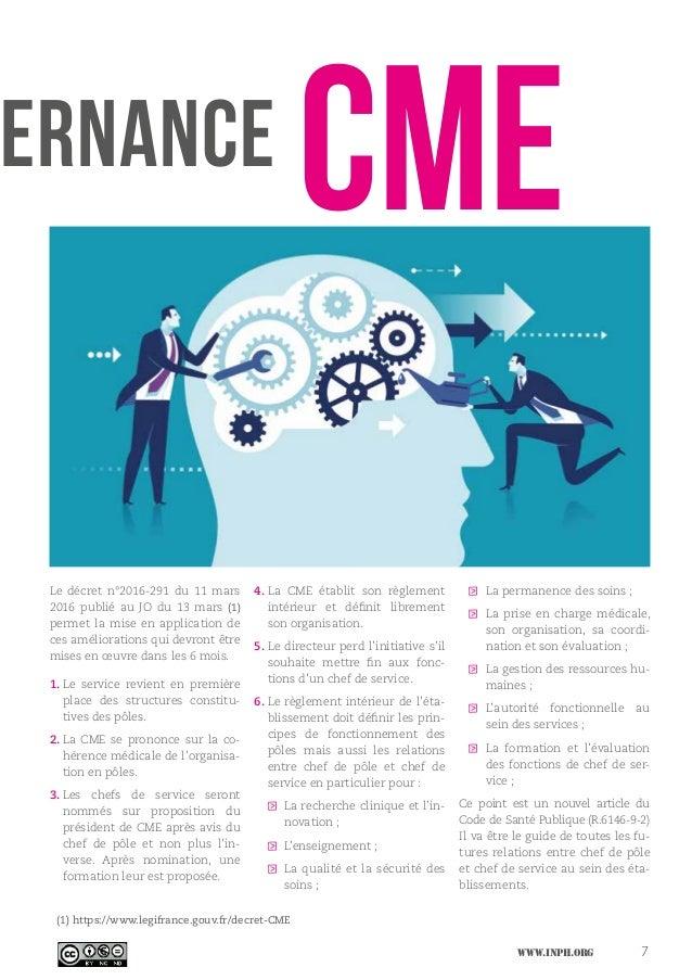 News Views - Le décret gouvernance CME Slide 2