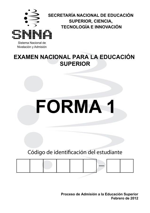 ENES FORMA 1 FEBRERO 2012