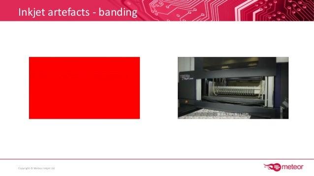 Single-Pass inkjet printing: Optimisation of print quality