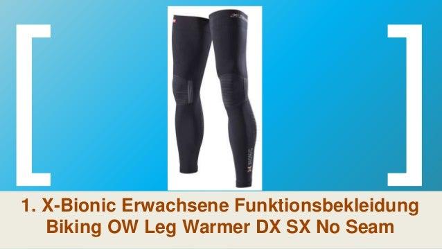 X-Bionic Erwachsene Funktionsbekleidung Biking OW Leg Warmer Light DX SX No Seam