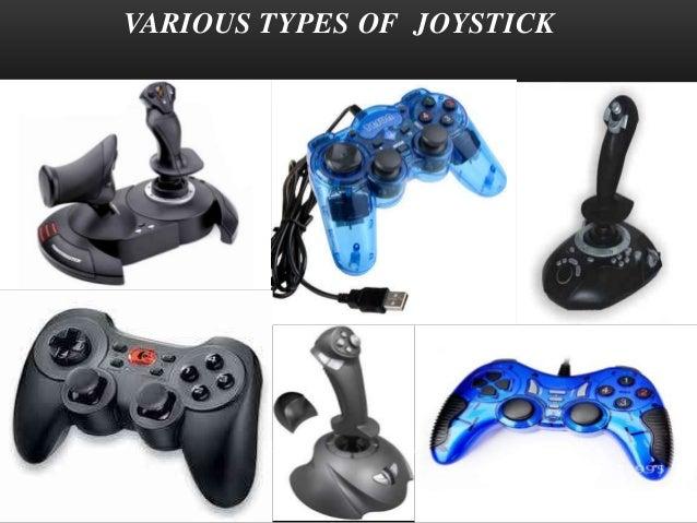 Resultado de imagen para joystick types