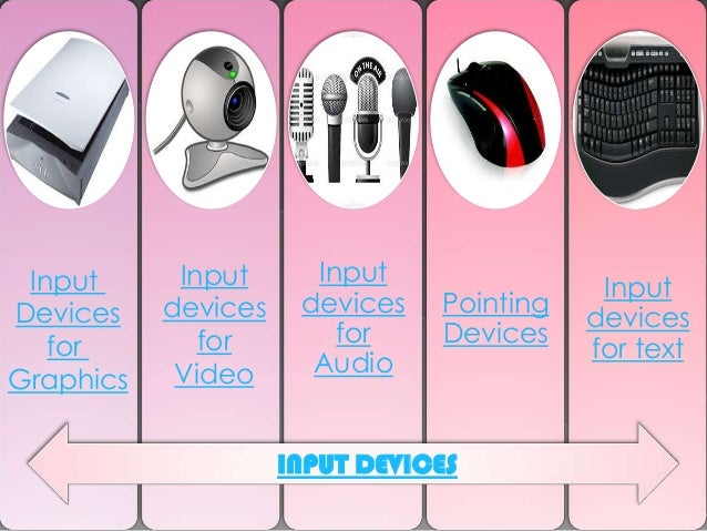 input output storage devices speed Comparison of storage media : in this section we will compare the storage media in terms of: amount of data stored (capacity) speed of data access poratability cost key concepts input and output devices section 3: storage devices and media section 4.
