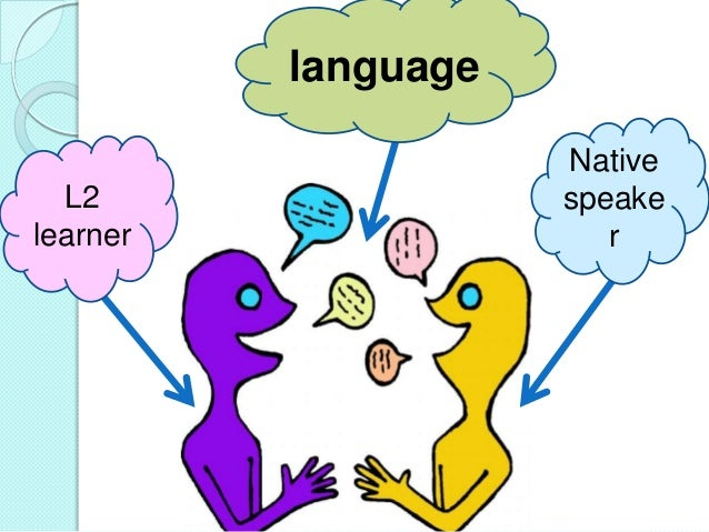role of interaction in second language Studies taking a more traditional, formalist perspective on language and learning have focused on the role that interaction plays in helping learners to assimilate and internalize knowledge of .