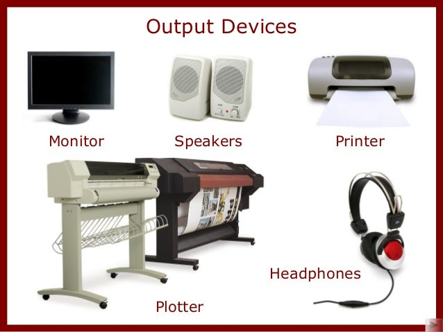 output devices Video about output devices for elementary students - created at  .