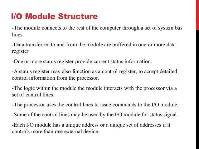 Input output module io module structure diagram 13 ccuart Choice Image