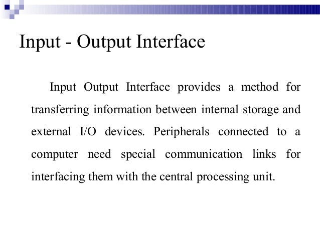 input output organization Getting results: outputs, outcomes & impact  output: the amount of  either across operational areas within one organization or across multiple organizations.