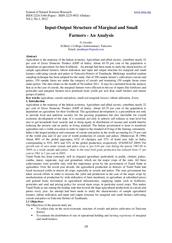 Journal of Natural Sciences Research                                                             www.iiste.orgISSN 2224-31...