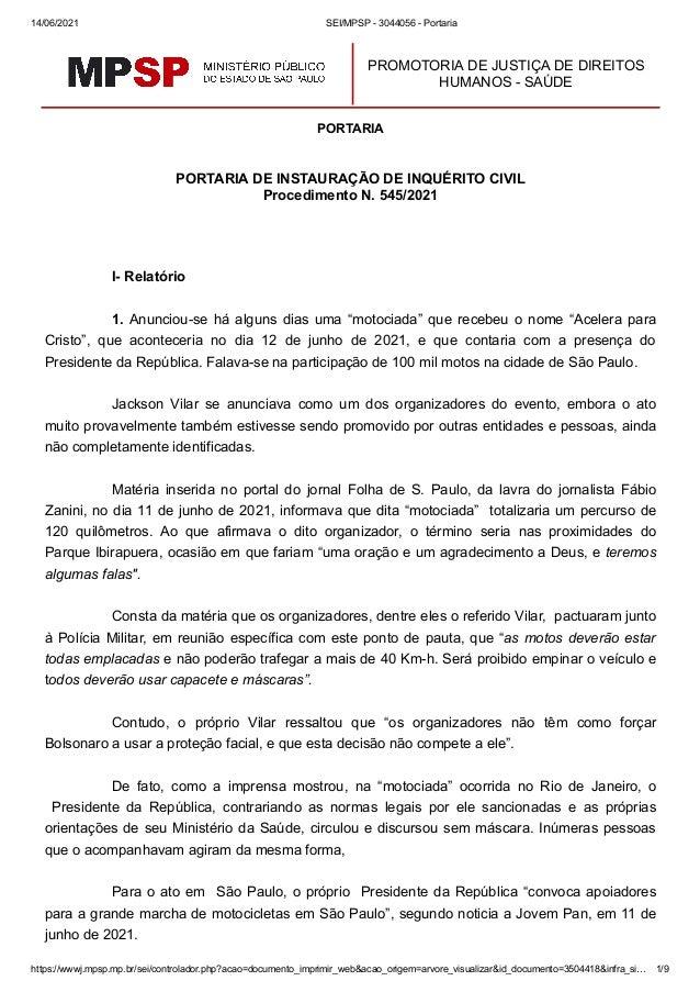 14/06/2021 SEI/MPSP - 3044056 - Portaria https://wwwj.mpsp.mp.br/sei/controlador.php?acao=documento_imprimir_web&acao_orig...