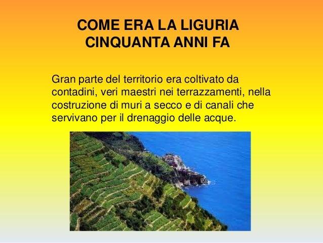 Inquinamento e  rischi idrogeologici in Liguria Slide 3