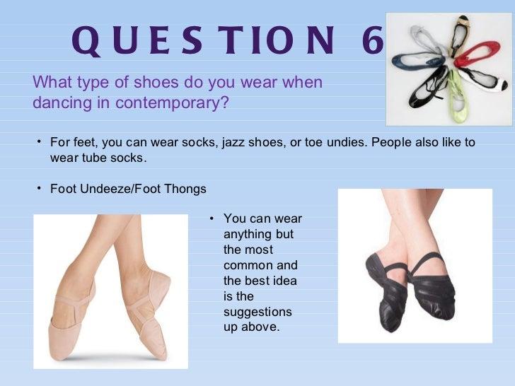 Do You Wear Socks With Jazz Shoes