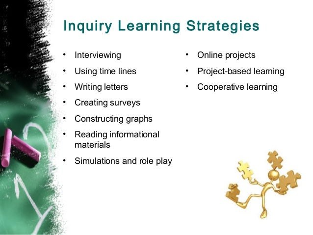 Inquiry Learning Presentation