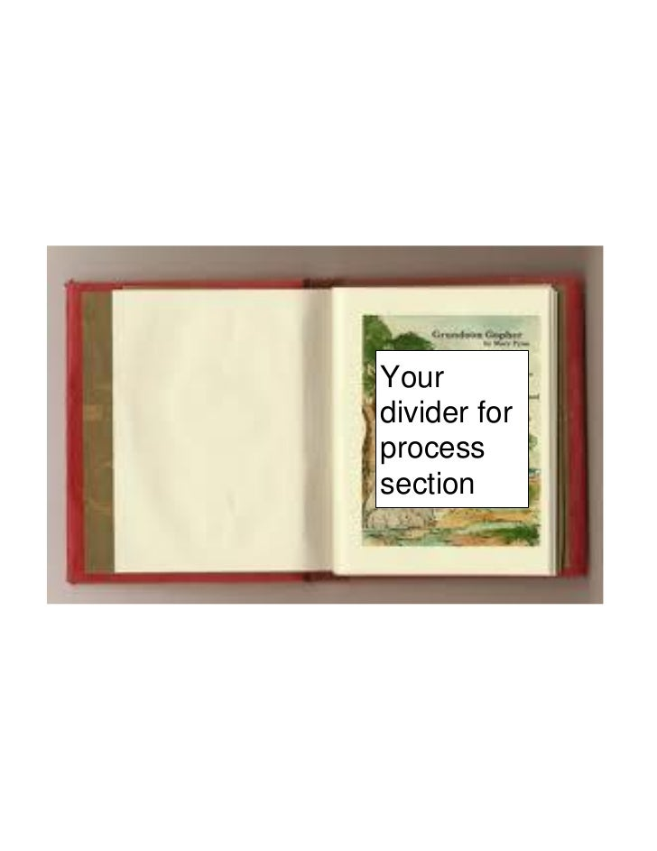 Yourdivider forprocesssection