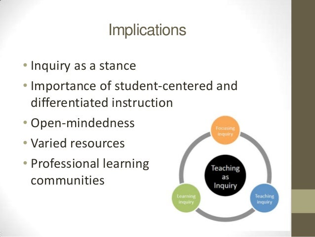 importance of differentiated instruction
