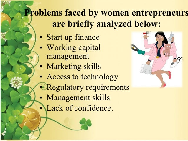 women entrepreneurship challenges opportunities Access to finance for women entrepreneurs in south africa: challenges entrepreneurs, of which most are women in south africa: challenges and opportunities.
