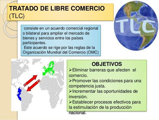 consiste en un acuerdo comercial regional o bilateral para ampliar el mercado de bienes y servicios entre los países parti...