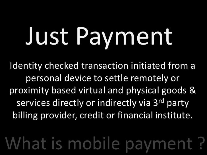 Inroduction mobile payments Slide 3