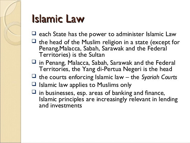Malaysian legal history