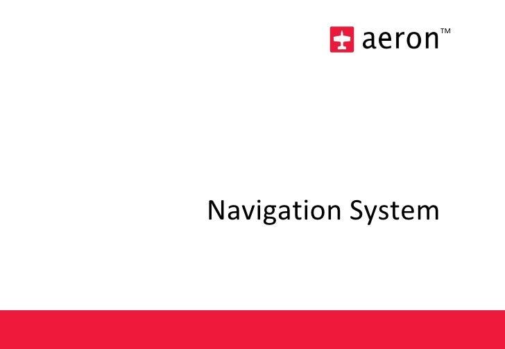 Navigation System TM