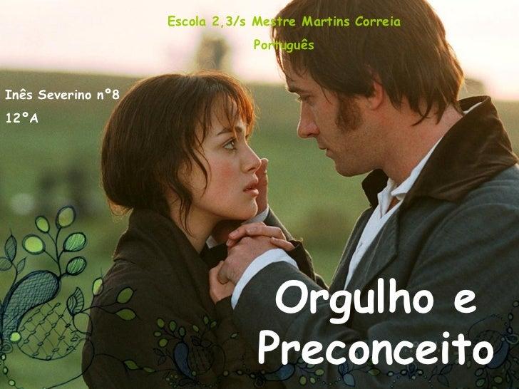 Escola 2,3/s Mestre Martins Correia                                PortuguêsInês Severino nº812ºA                         ...
