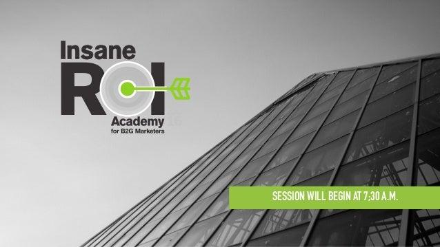 InsaneROI Academy Slide 2