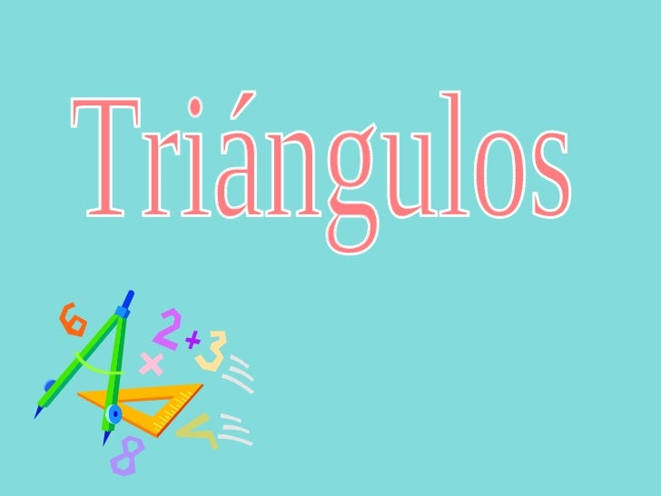 Triángulos