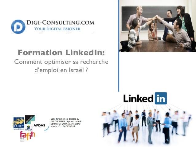 Logo du Client Formation LinkedIn: