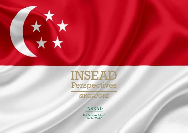 INSEAD Perspectives SINGAPORE