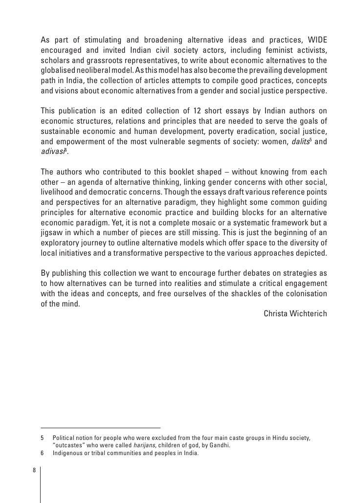 social justice in india essays