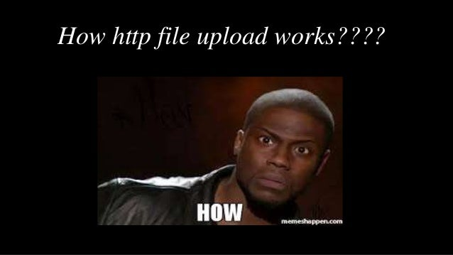 Insecure file upload vulnerability