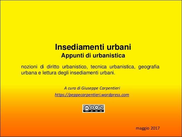 A cura di Giuseppe Carpentieri https://peppecarpentieri.wordpress.com nozioni di diritto urbanistico, tecnica urbanistica,...