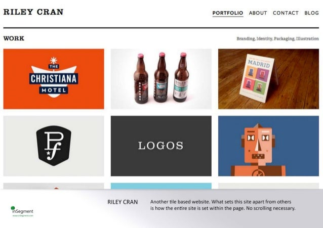 RILEY CRAN PORTFOLIO ABOUT CONTACT BLOG  WORK Branding.  Identity.  Packagìng.  Illustratìon  CHRISIIANA  È  A          RI...