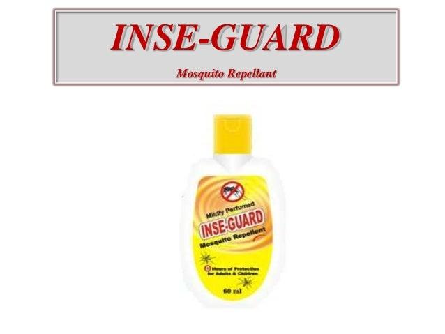 INSE-GUARD Mosquito Repellant