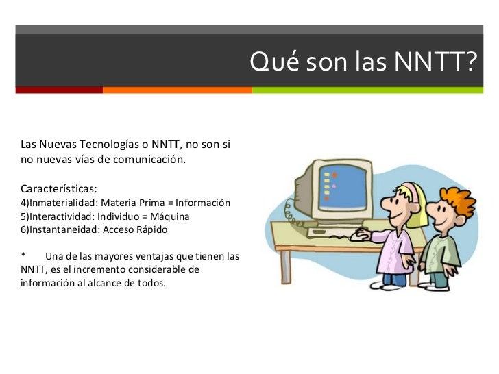Insercion de las nuevas tecnologias Slide 3