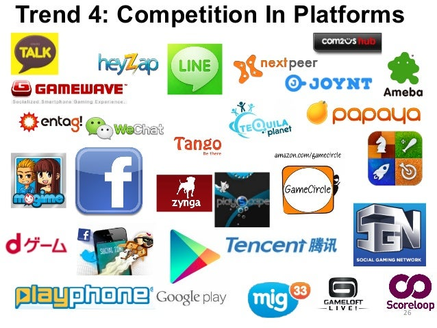 Trend 4: Competition In Platforms 26
