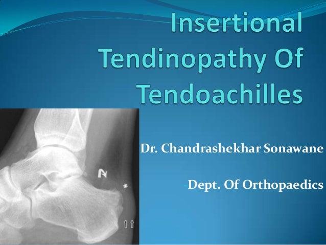 Dr. Chandrashekhar Sonawane      -Dept. Of Orthopaedics